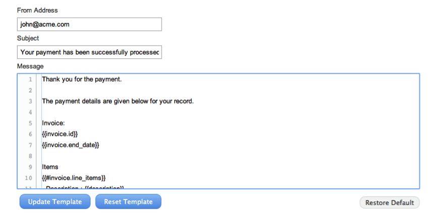 Email payment receipt template trattorialeondoro maxwellsz