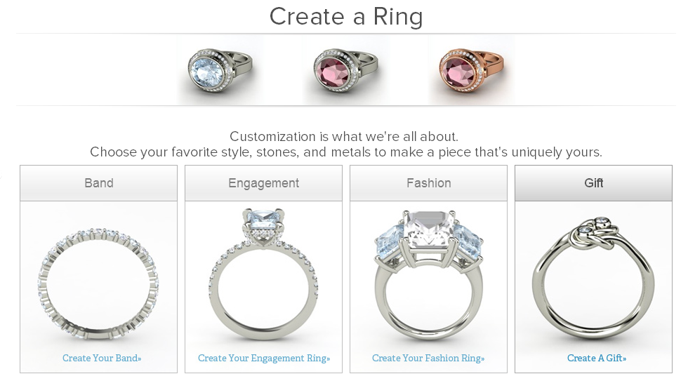 Gemvara - Customize your Jewellery