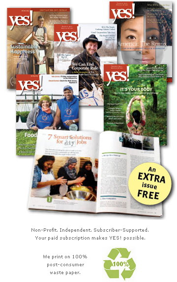 YES Magazine Subscription