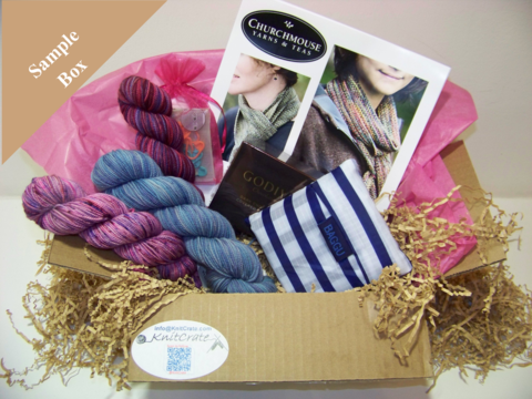 KnitCrate Monthly Subscription