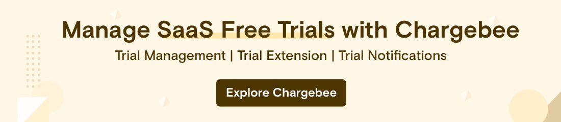 SaaS Free Trial Management