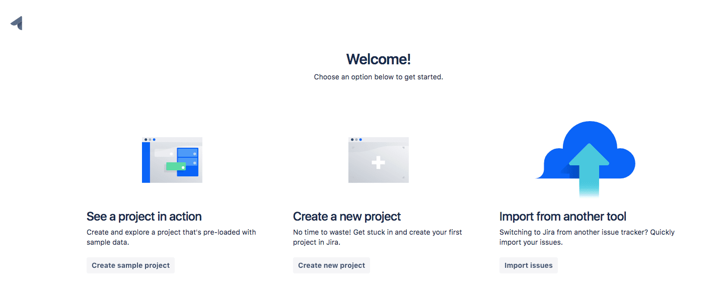 segmented user onboarding flow in jira app