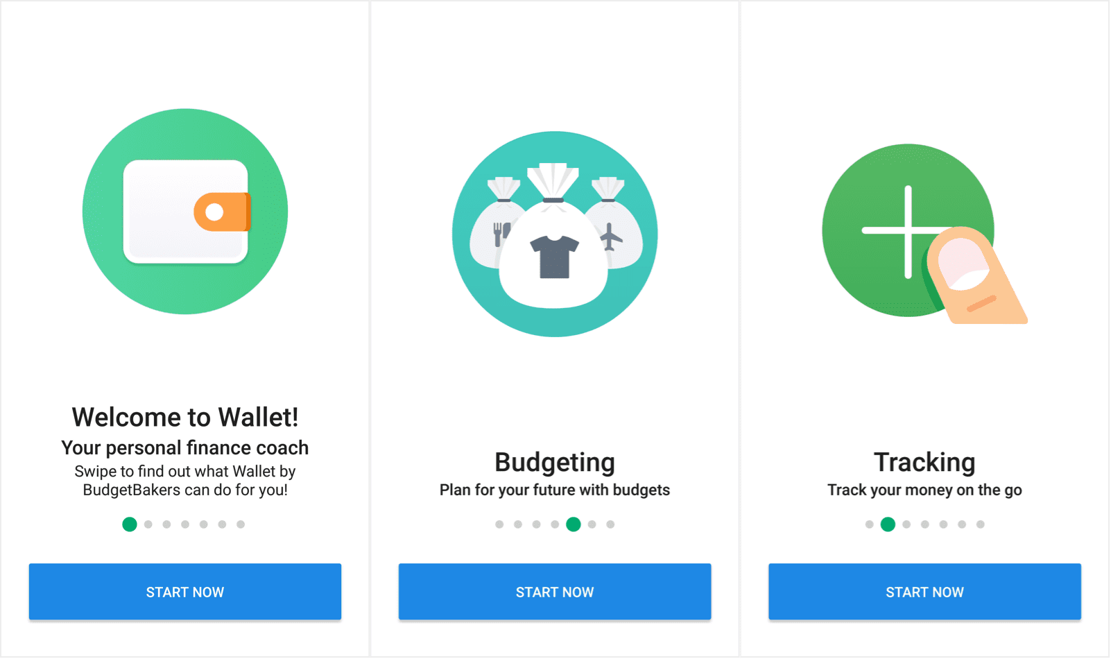 Wallet onboarding tutorial