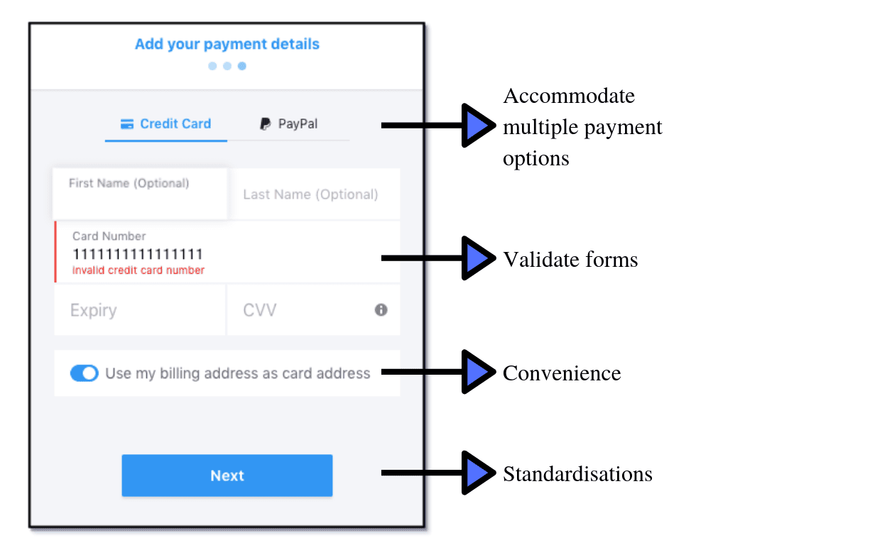 Seamless and simplified checkout experience using Chargebee