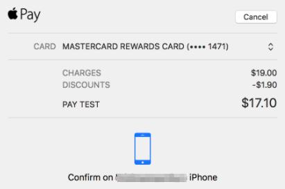 Apple Pay via Braintree- Chargebee Docs