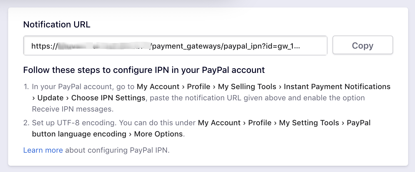 PayPal Express Checkout: Pay with PayPal - Chargebee Docs