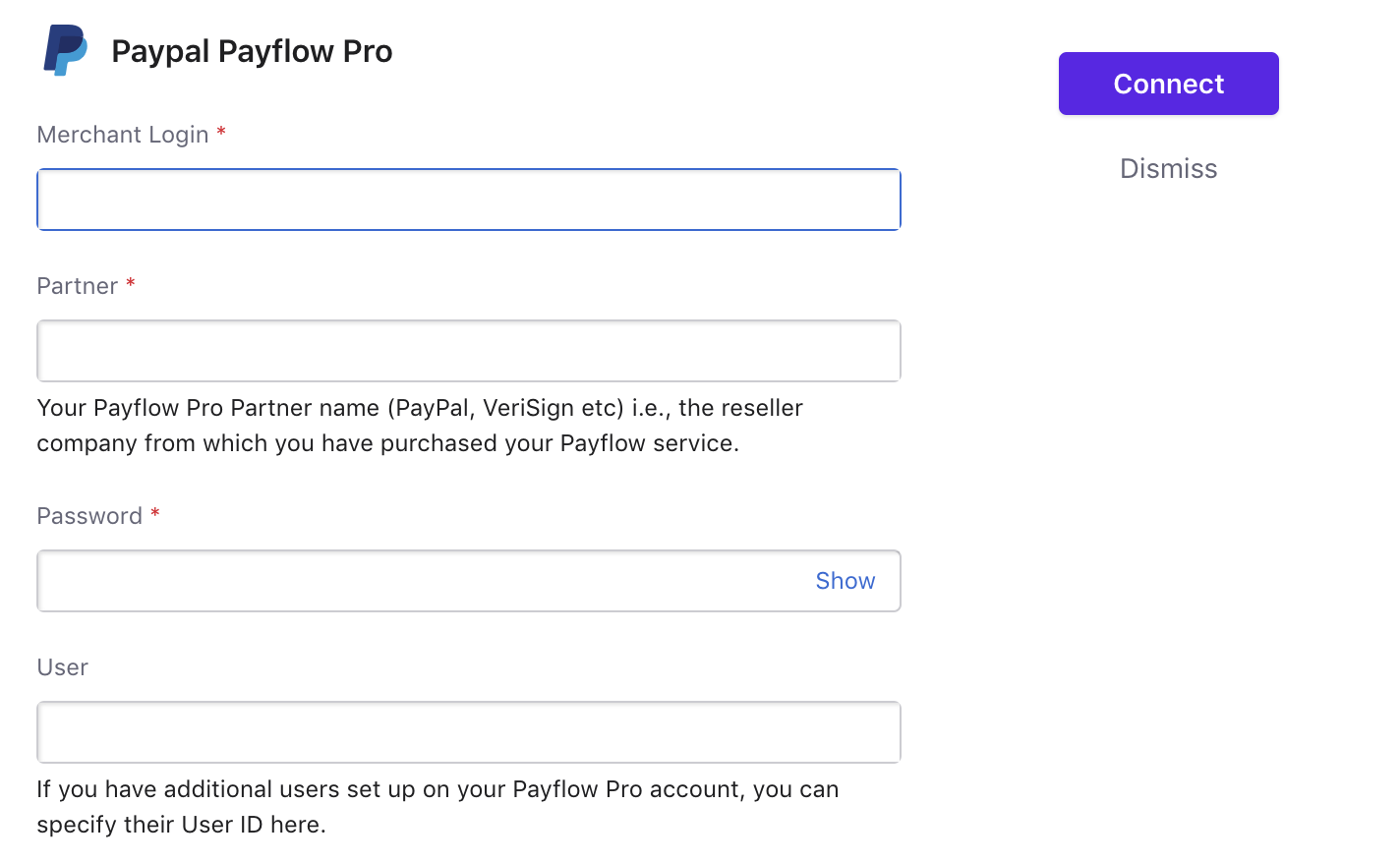 PayPal Payflow Pro: PayPal's Payment Gateway & Chargebee - Chargebee