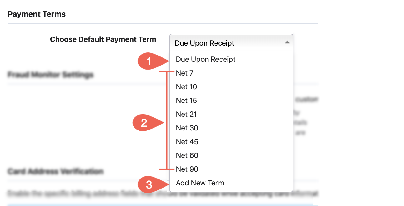 Enable Net D For Chargebee Invoices  Invoice For Payment