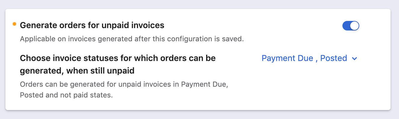 Orders: Automating Order Management - Chargebee Docs
