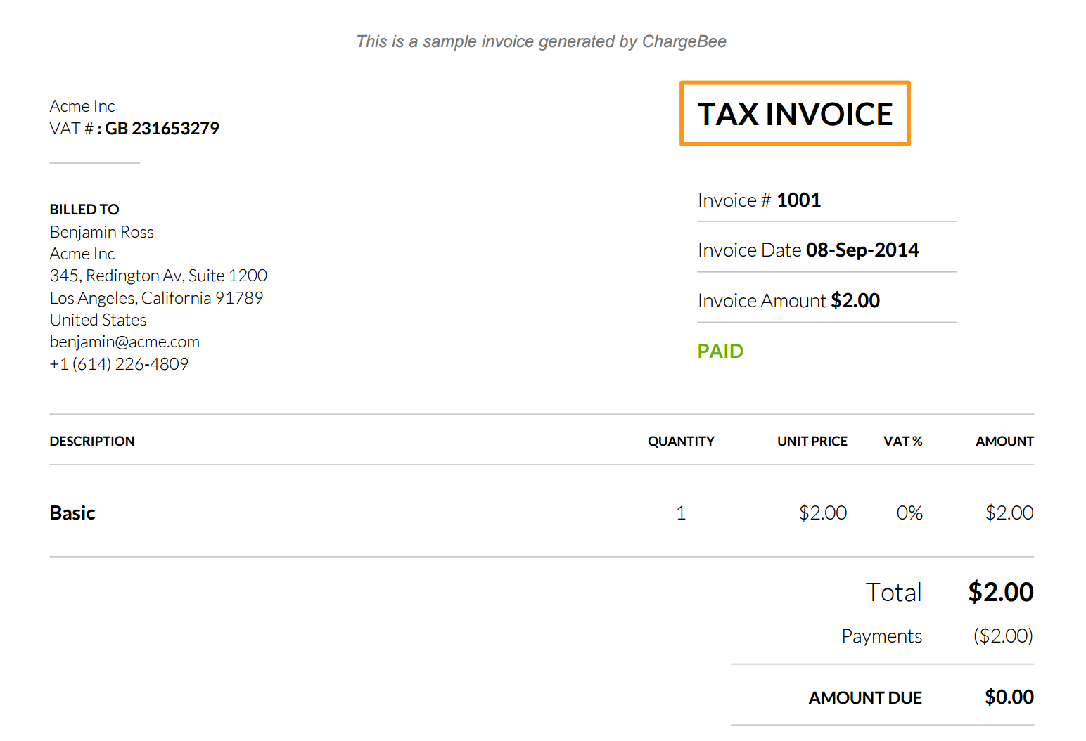 Opportunitycaus  Prepossessing Customizing Invoice Title With Exquisite Back To Timeline With Beauteous Free Online Invoice Template Also What Is Paypal Invoice In Addition Invoices Free And What Is An Invoice Paypal As Well As Paypal Invoice Scams Additionally Invoicing App From Chargebeecom With Opportunitycaus  Exquisite Customizing Invoice Title With Beauteous Back To Timeline And Prepossessing Free Online Invoice Template Also What Is Paypal Invoice In Addition Invoices Free From Chargebeecom